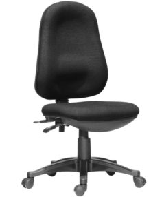Black Operator Office Chair